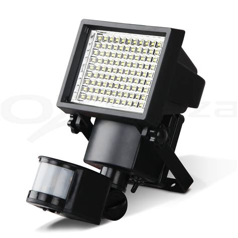 100 Led Solar Sensor Light Outdoor Security Floodlights 100 Led Solar Lights