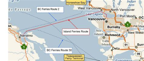 ferry vancouver to nanaimo nanaimo to vancouver passenger ferry could be running in 2015