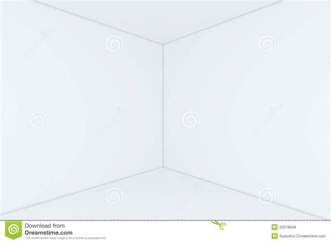 room corner empty corner in the room stock illustration illustration