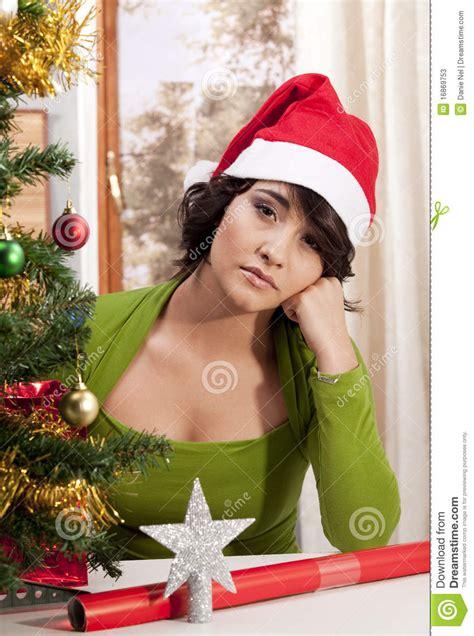 imagenes de navidad sola navidad sola triste fotos de archivo imagen 16869753