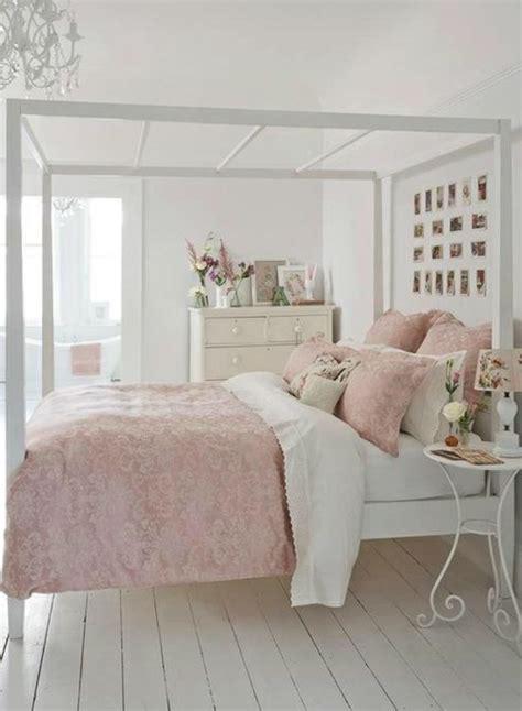shabby chic ideen für schlafzimmer gestalten 30 sch 228 bige schlafzimmer dekorationsideen beispiele f 252 r