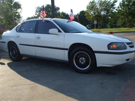 2004 impala package 2004 chevrolet impala package details houston tx