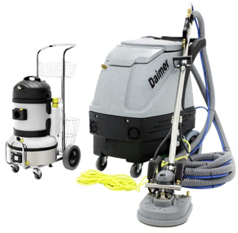 tile and grout cleaning machines