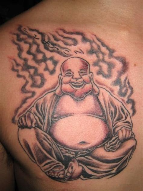 laughing buddha tattoo designs laughing buddha tattoos designs ideas and meaning
