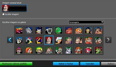 como mudar  seu avatar na poker