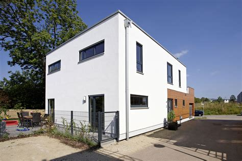 Bauhaus Fertighaus by Fertighaus Bauhaus Trendy Bauhaus Stadtvilla With