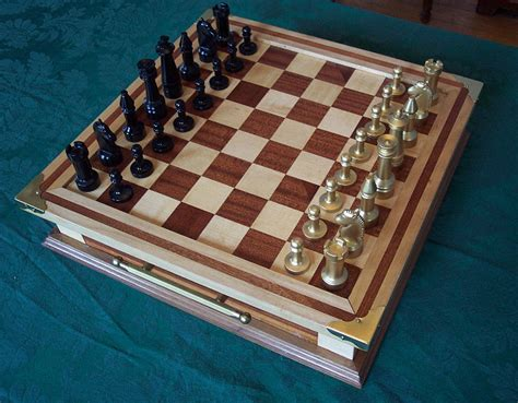 diy case for chess pieces chess com chess set board and case pic