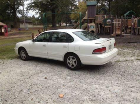 1997 Toyota Avalon Xls Sell Used 1997 Toyota Avalon Xls Sedan 4 Door 3 0l In