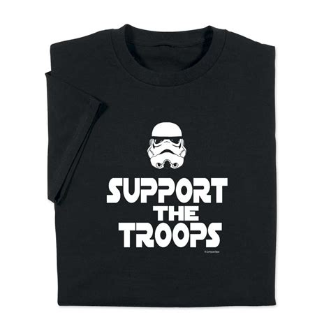 Tshirt Support The Troops lend your support wearing support the troops t shirt