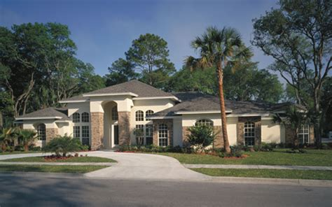 Rambler Floor Plans With Bonus Room Florida Style Ranch Home