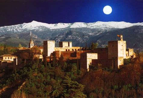 la spain la alhambra de granada spain spain favorite places