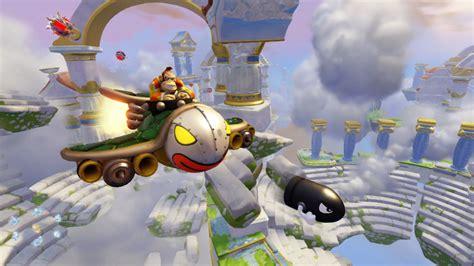 Kaos Mario Bross Mario Artworks 06 skylanders superchargers bowser and kong join the