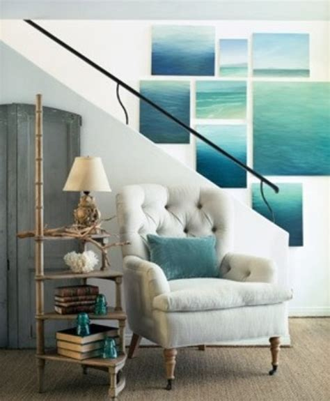 beach inspired home decor 37 sea and beach inspired living rooms digsdigs