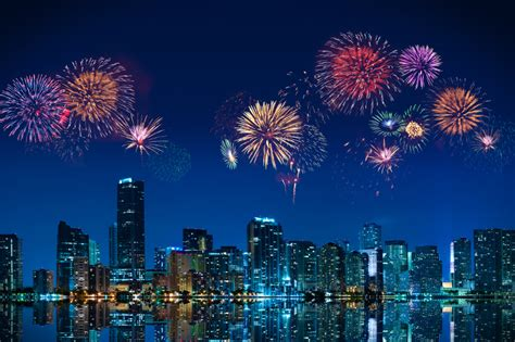 fireworks miami new years the best new year s destinations youne