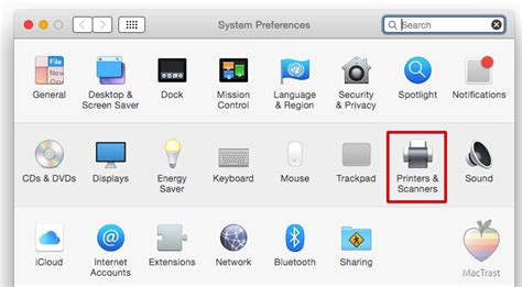 resetting the printing system in os x mavericks how to resetting the os x printer system as a last resort