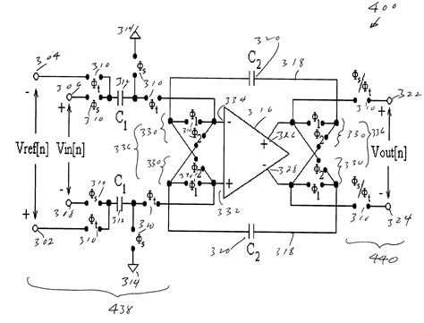 switched capacitor integrator output patent us7038532 switched capacitor high pass mirrored integrator patents