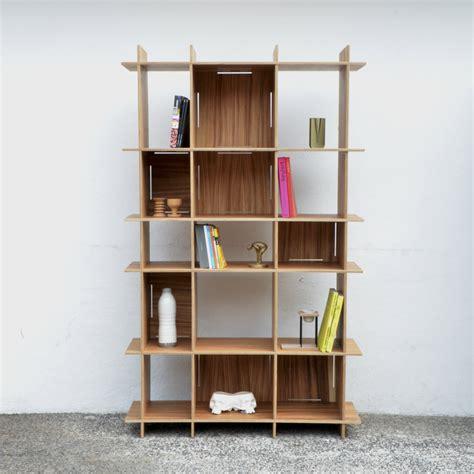 librero madera librero desarmable mediano de madera para dividir los