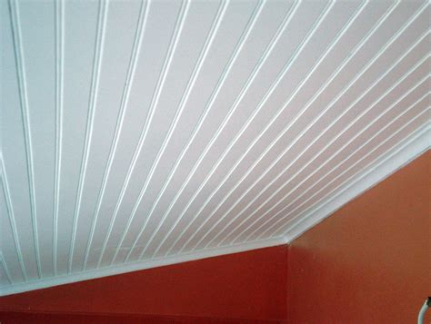 vinyl beadboard ceiling panels vinyl beadboard ceiling planks home design ideas