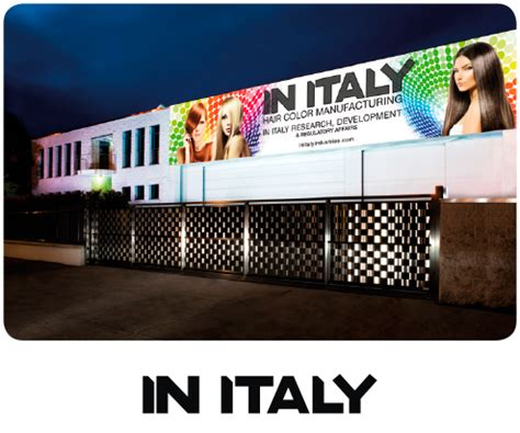 italy hair color about us in italy hair color manufacturing