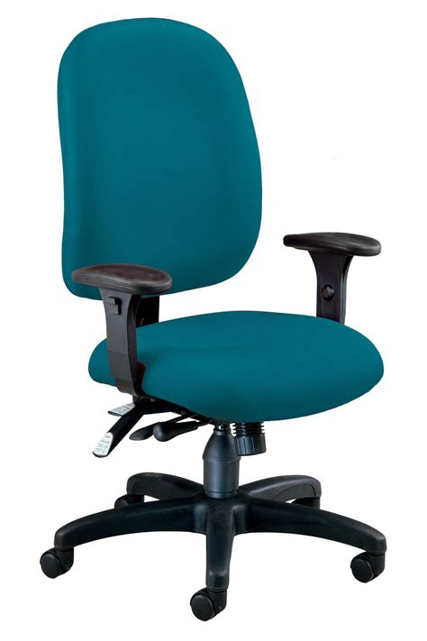 Office Chairs by 125 802 Ofm Ergonomic Office Task Chair In Teal Fabric Task Chairs Chairhero