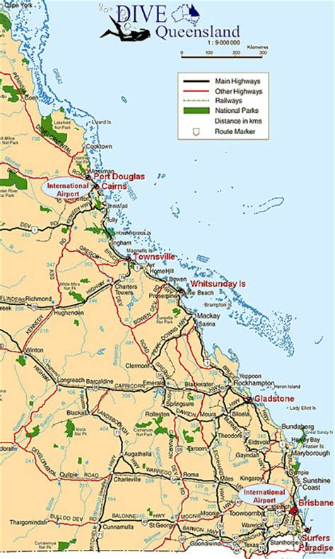 queensland australia map free coloring pages of map of queensland