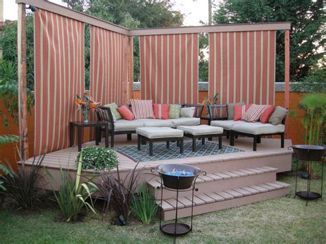 Backyard Deck Ideas How To Build A Detached Deck Hgtv