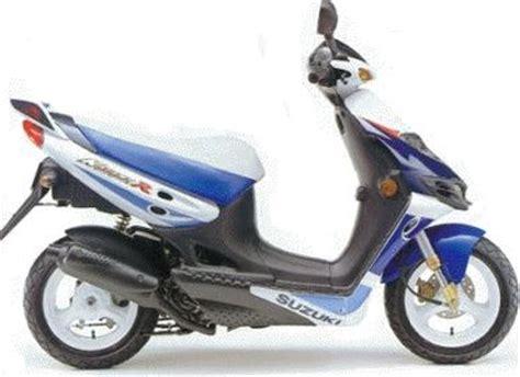 Suzuki 50cc Moped Bike Rental