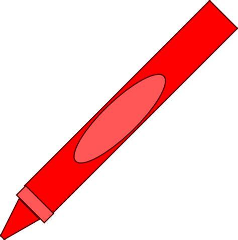 crayon clip art at clker com vector clip art online