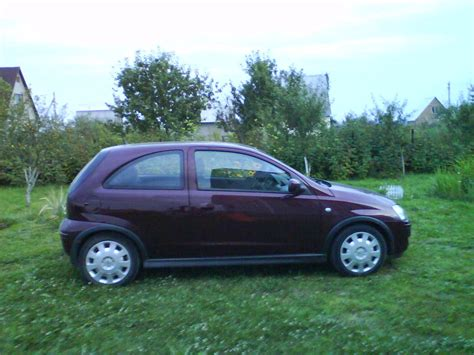 opel corsa 2004 opel corsa gsi related infomation specifications