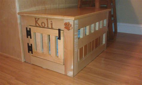 dog crate  table plans  woodworking