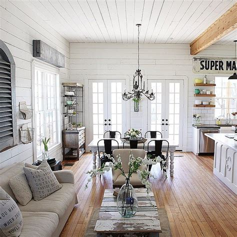 joanna gaines home design tips 22 farm tastic decorating ideas inspired by hgtv host