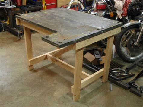 how to build a welding bench diy wooden bench this is plans welding table