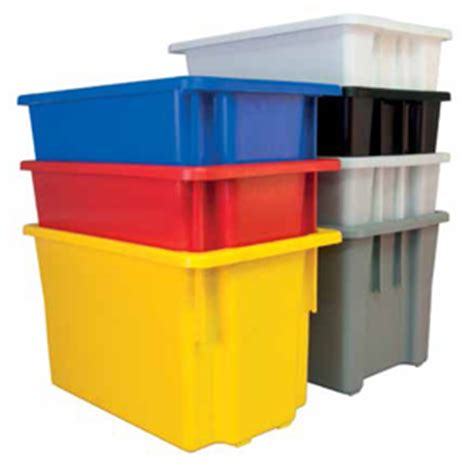 large food grade storage containers stack and nest crates storage containers food grade
