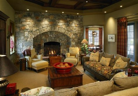 country family room country estate i