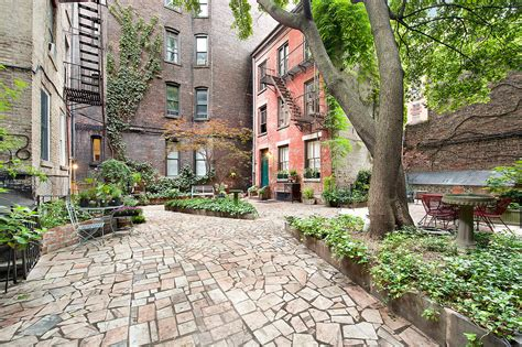 nyc garden apartment home charming back house apartment is a tiny treasure in the