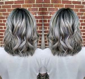 gray hair color shades different shades of gray hair color pictures