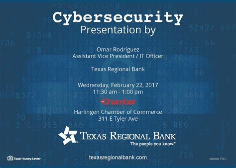 lunch learn cyber security presentation by