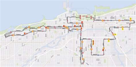 chicago marathon map 2016 chicago marathon course map my