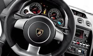Lamborghini Gallardo Steering Wheel Car And Driver
