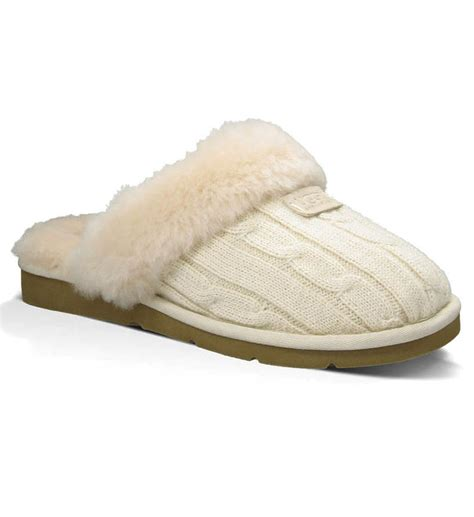 ugh slippers ugg cozy knit slippers 1865 ugg sleepwear