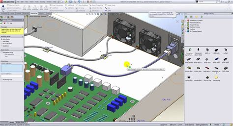 tutorial solidworks electrical pdf solidworks routing and fitting library add in software