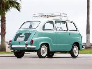 Fiat Multipla Fiat 600 D Multipla 1960 67