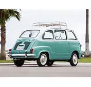Fiat 600 D Multipla 1960–67