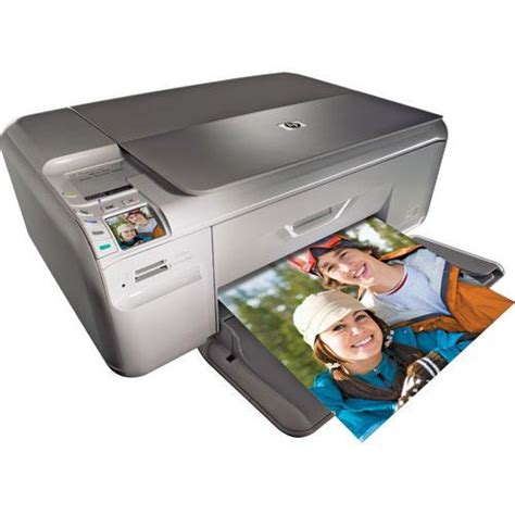Printer Hp Photosmart C4580 hp photosmart c4580 all in one printer q8401a b h photo