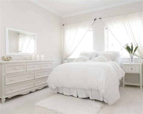 white bedrooms images all white bedroom ideas pictures remodel and decor