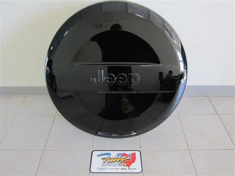 jeep wrangler unlimited spare tire cover 2007 2017 jeep wrangler shell molded spare tire cover