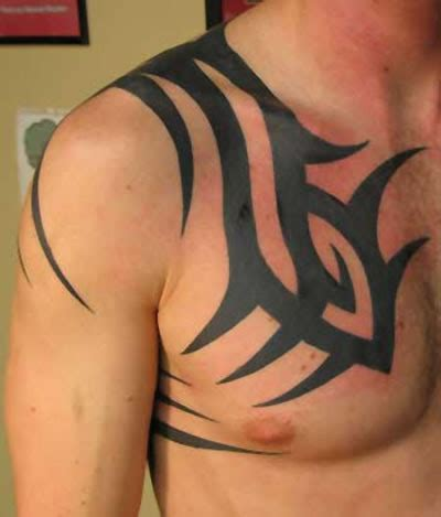 Chest Tattoos And Designs Page 748 Chest For Tribal