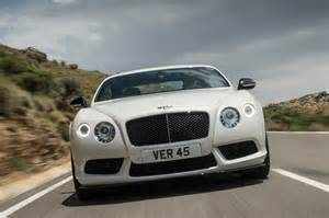 Bentley 2014 Continental Gt 2014 Bentley Continental Gt V8 S Coupe Front View Photo 19