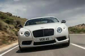 Bentley Hp Bentley Continental Gt V8 S Boasts 521 Hp 2013 Frankfurt
