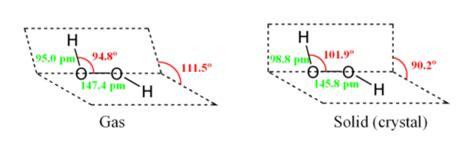h2o2 diagram hydrogen peroxide new world encyclopedia